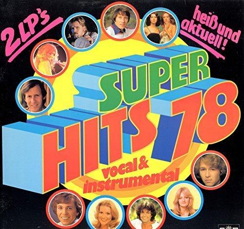 Bild 1: Super Hits '78, Baccara, Udo Jürgens, Peter Maffay, Frank Zander..