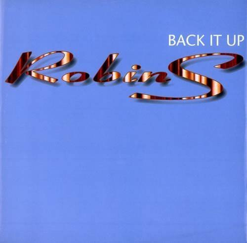 Bild 1: Robin S., Back it up (1994)