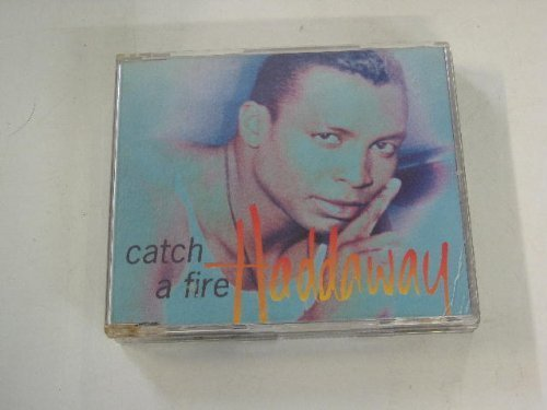 Bild 2: Haddaway, Catch a fire (1995)