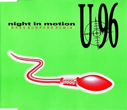 Bild 1: U96, Night in motion (Bass Bumpers Remix, 1993)