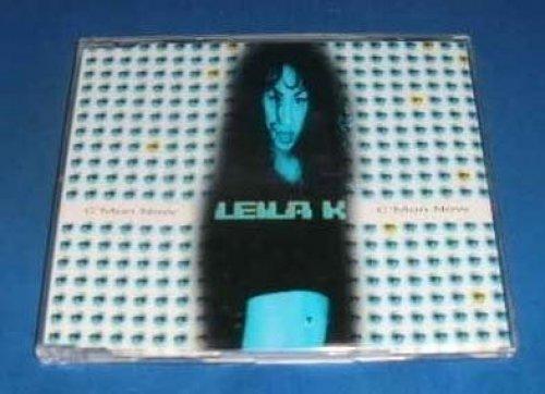 Bild 1: Leila K., C'mon now (1996)