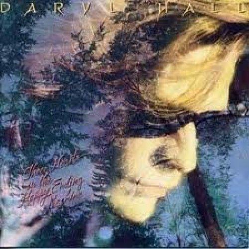 Bild 1: Daryl Hall, Three hearts in the happy ending machine (1986)
