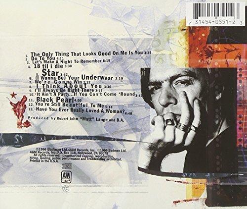 Bild 2: Bryan Adams, 18 til I die (1996)
