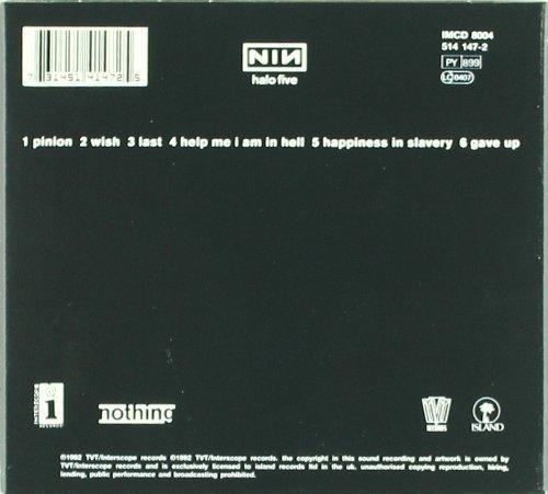 Bild 2: Nine Inch Nails, Broken (1992, e.p., #5141472)