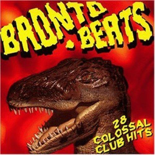 Bild 1: Bronto Beats-28 colossal Club Hits (1993), Hugh K, Robin S., Garcia, Sandy B, Radikal Nomads, Jinny, Capella, Praga Khan & Jade 4 U..