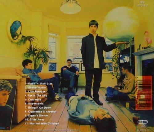 Bild 2: Oasis, Definitely maybe (1994)