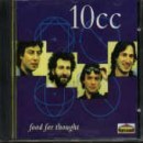 Bild 1: 10CC, Food for thought (14 tracks, 1975-83)