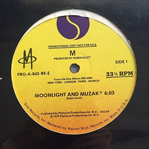 Bild 3: M, Moonlight and Muzak (1979)
