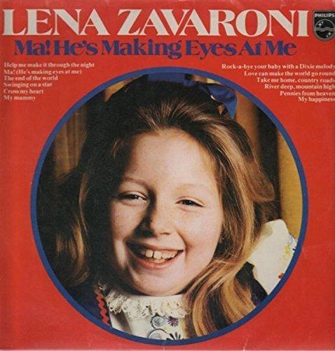 Bild 1: Lena Zavaroni, Ma! He's making eyes at me (1974)