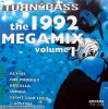 Turn up the Bass Megamix 1992 Vol.1, Brotherhood Creed, Digital Underground, Afrika Bambaataa, Nomad..