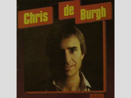 Bild 1: Chris de Burgh, Same (AMIGA)