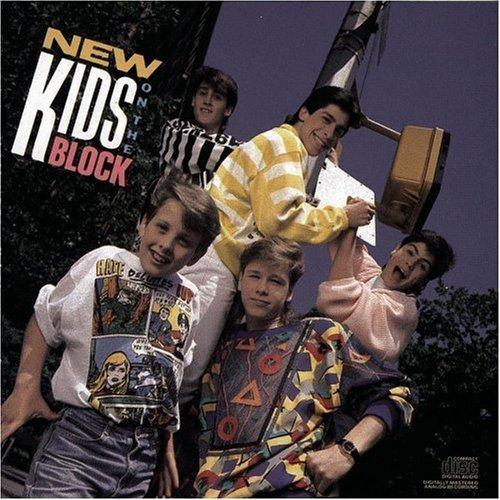 Bild 1: New Kids on the Block, Same (1986)