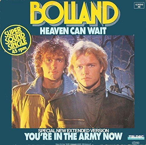 Bild 1: Bolland, Heaven can wait (1983)