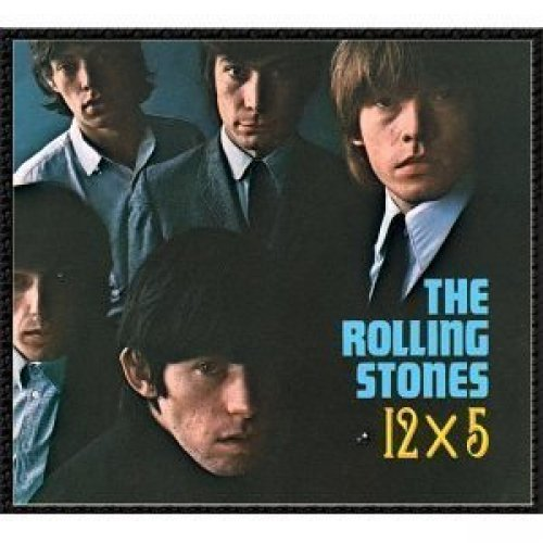 Bild 2: Rolling Stones, 12 x 5 (1964)