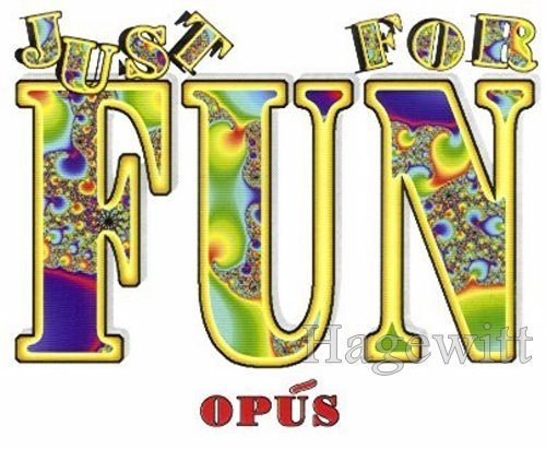 Bild 1: Opús, Just for fun (1996)