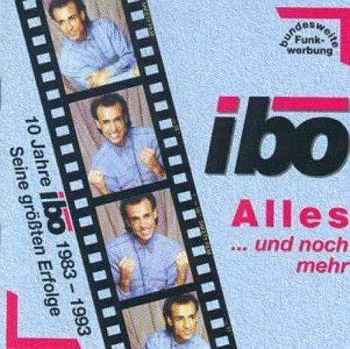 Bild 1: Ibo, Alles..und noch mehr (1993, incl. 'Ibo-Hitmix-Sowieso [6:00min.]')