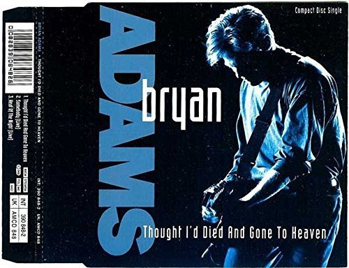 Bild 1: Bryan Adams, Thought I'd died and gone to heaven (1992)