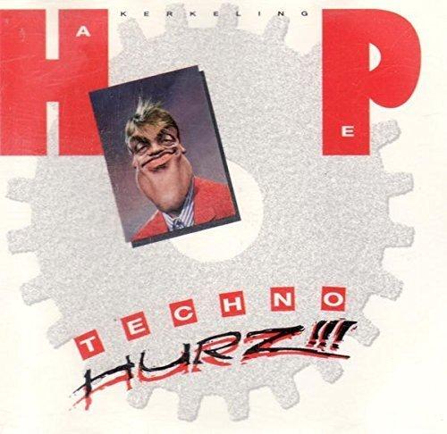 Bild 1: Hape Kerkeling, Techno Hurz!!! (1992)