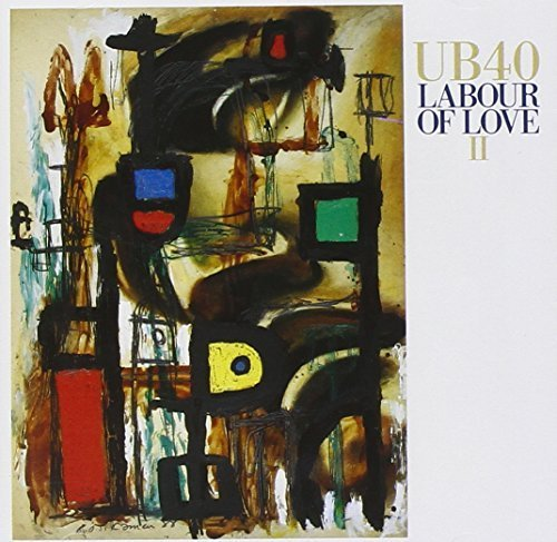 Bild 1: UB 40, Labour of love II (1989)