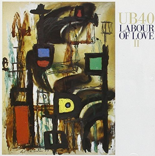 Bild 4: UB 40, Labour of love II (1989)