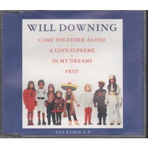 Bild 1: Will Downing, Come together as one-The remix e.p. (4 tracks, 1988)