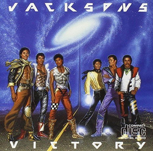 Bild 4: Jacksons, Victory (1984)