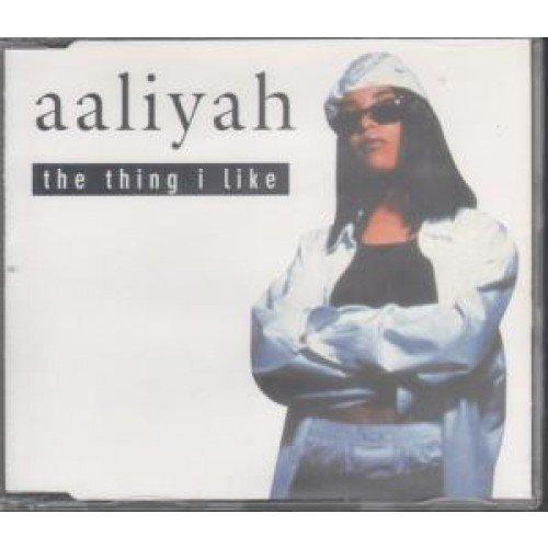 Bild 1: Aaliyah, Thing I like (1995)