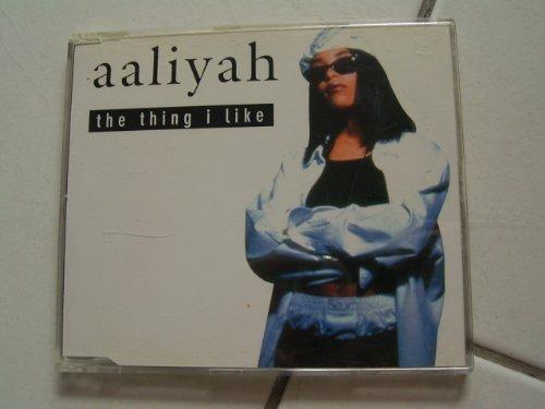 Bild 2: Aaliyah, Thing I like (1995)
