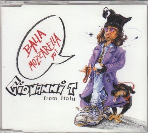 Bild 1: Giovanni T., Balla mozarella (1995)