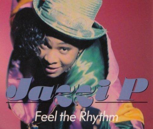 Bild 1: Jazzi P, Feel the rhythm (1990)
