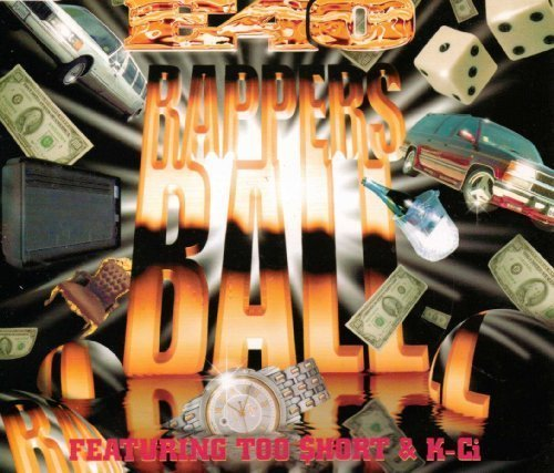 Bild 1: E-40, Rappers' ball (1996)