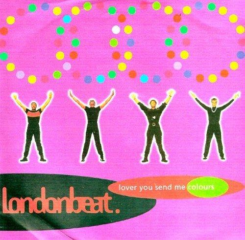 Bild 1: Londonbeat, Lover you send me colours (1992)