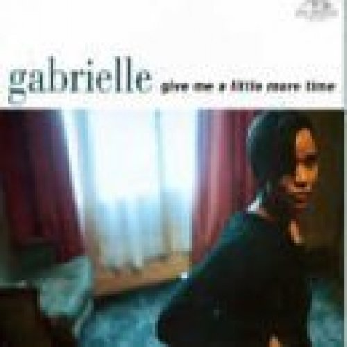 Bild 1: Gabrielle, Give me a little more time (1996)