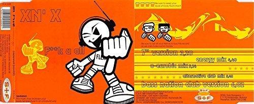 Bild 1: XN'X, F**k u all (5 versions, 1996)