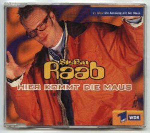 Bild 1: Stefan Raab, Hier kommt die Maus (1996)