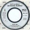 Patti La Belle, On my own (1986, & Michael McDonald)