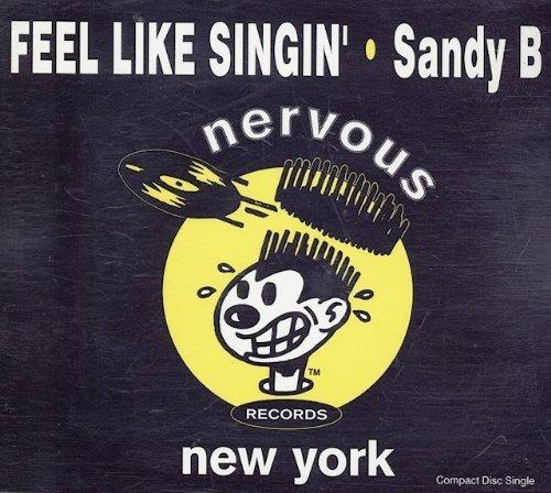 Bild 1: Sandy B, Feel like singin' (1992, #8649052)
