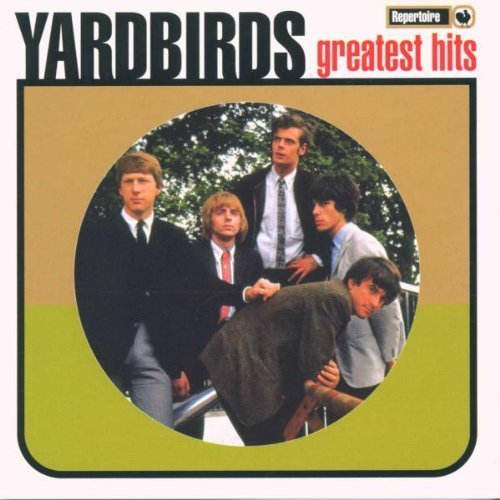 Bild 1: Yardbirds, 25 greatest hits (Repertoire)