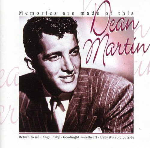 Bild 1: Dean Martin, Memories are made of this (16 tracks)