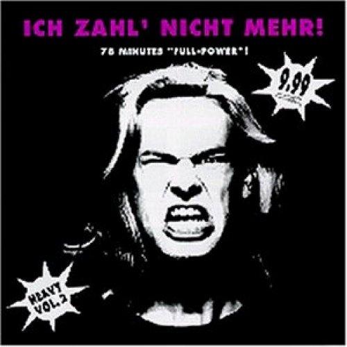 Bild 1: Ich zahl nicht mehr-Heavy 2 (1993), Solstice, Pungent Stench, Immortal, Eternal Dirge..