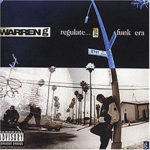Bild 1: Warren G, Regulate...G funk era (1994)