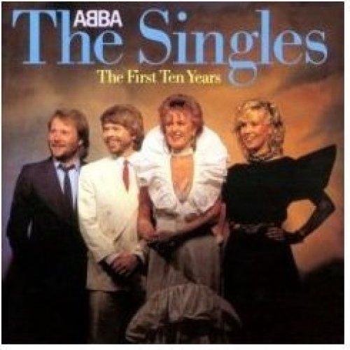 Bild 1: Abba, Singles-The first ten years