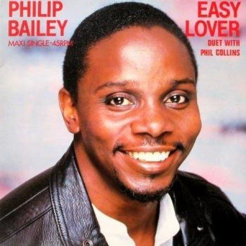 Bild 1: Philip Bailey, Easy lover (1984, & Phil Collins)