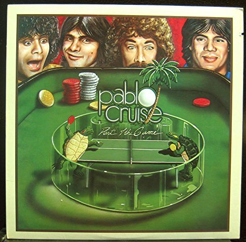 Bild 1: Pablo Cruise, Part of the game (1979)