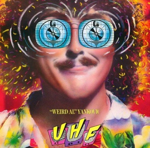 Bild 1: Weired Al Yankovic, UHF (1989, soundtrack)