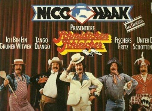 Bild 1: Nico Haak, Präsentiert Schmidtchen Schleicher (1975/76)