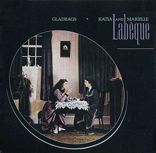 Bild 1: Katia & Marielle Labèque, Gladrags (1983)