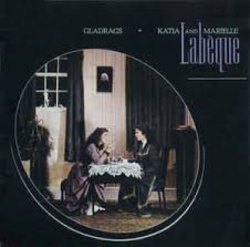 Bild 3: Katia & Marielle Labèque, Gladrags (1983)