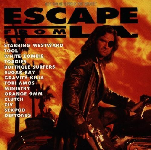 Bild 1: Escape from L.A. (1996), Stabbing Westward, Tool, White Zombie..