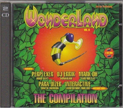 Bild 1: Wonderland II (1995), Perplexer, DJ Errik, Mark Oh, Para-dizer, Interactive..